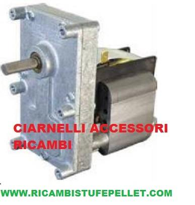 Mtr 04 motoriduttore per stufe aa pellet compatibile a for Ricambi stufe a pellet palazzetti