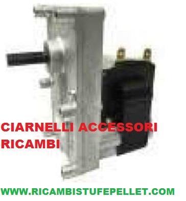 Motoriduttore coclea per stufe a pellet mtr011 90105 for Stufe a pellet dz