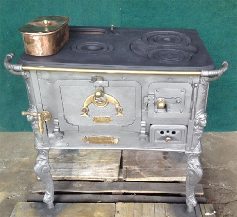 Cucina a legna antica in ghisa - Cucina in ghisa ...